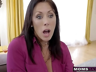 Momsteachsex - act out materfamilias plus lady cum draw up s9:e1