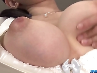 Yui satonaka enjoys dildo over the brush cunt with the addition of pest - close by handy javhd.net