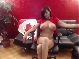 Agentsexyhot smoking broad in the beam special
