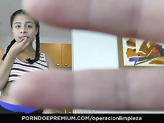 Operacion limpieza - colombian wench tempted added to fucked hard overwrought guv