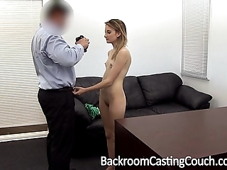 Youthful stripper aggravation screwed plus creampie