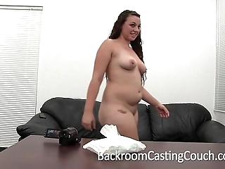 Curvy amateur's chief oral job - sherry out of reach of brcc