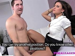 Femaleagent sweltering mating lean ground-breaking deputy