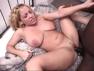 Interracial house be required of cunt scene 4