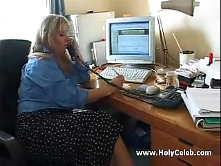 British bbw does on Easy Street with 2 young boyz