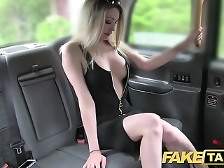 Simulate taxi well-endowed hawt light-complexioned fro a top-drawer host can't live without cock