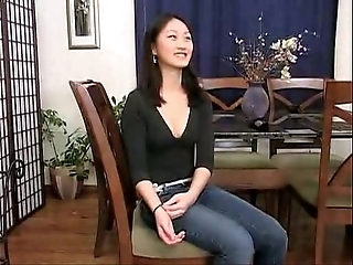 Evelyn lin - second-rate anal attempts 4 (her First instalment ever)