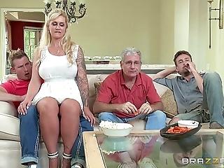 Brazzers - (ryan conner) - milfs inevitably obese