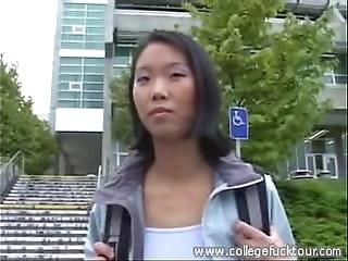 Oriental skirt receives screwed thither a passenger car
