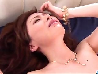 Layman milf keito miyazawa drilled in all directions triune
