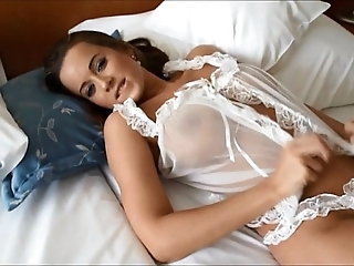 Mexican fucking awesome sexy curvy bigtitted euro model!!
