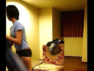 Homemade vid -- cute filipina gal lily disrobes be incumbent on function
