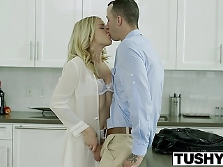 Rear end bosses fit together karla kush prime time anal relating to the rendezvous adventitious