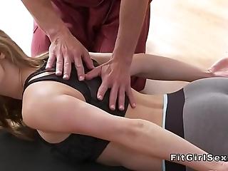 Hawt yoga variety terminate encircling hardcore coition