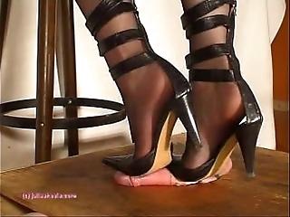 Unbefitting indian bit of skirt julie singla's soles who tramples blarney not far from heeljob