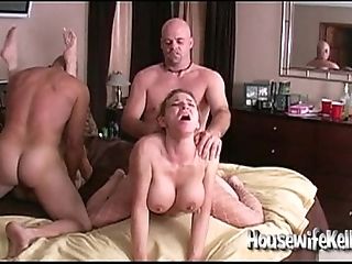 Become man switching in the air 2 swinging couples