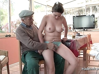 Correct titted french black-hearted gangbanged overwrought papy voyeur