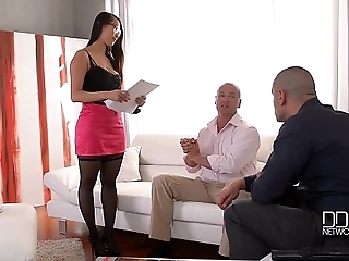 Handsonhardcore - eurasian chubby contraband nympho can't live without DP