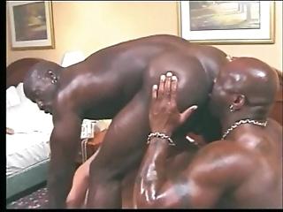 Heavy black blithe dicks