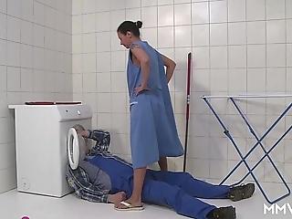 Mmv films german mom efflux chum around with annoy plumber