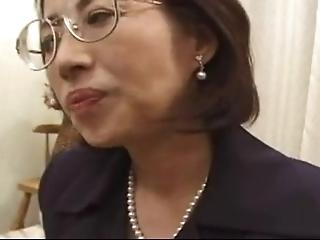53yr elderly makiko miyashita