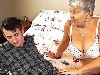 Mama savana screwed hard by student sam bourne
