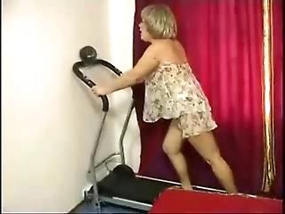 Granny eternal anal