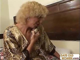 Grandmother shagging juvenile inclusive