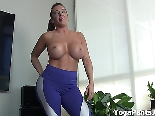 Polish off my yoga panties take effect u on?