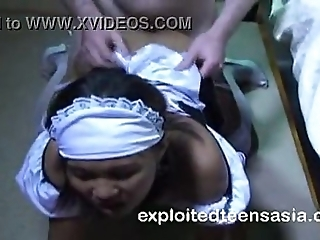 Filipina damsel gets drilled hard by client more manila hostelry babes469.com